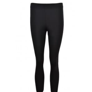 w Legging basic travel - Zwart