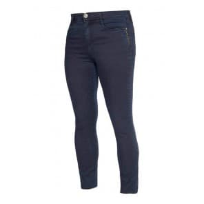 z Broek denim ritsen - Blue denim