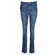 z Broek palm denim - Blue Denim