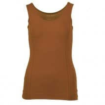 Enjoy Singlet basis - Cognac