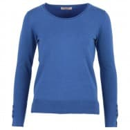 Enjoy Pullover basic - Kobalt