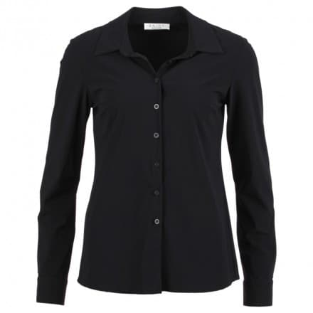 Blouse travel basic - Zwart