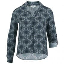 Enjoy Blouse stippen print - Indigo
