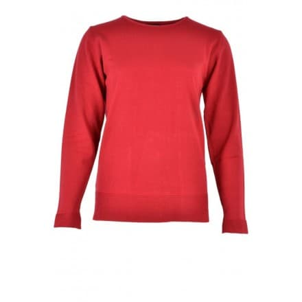 Pullover LM uni - Rood