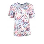 Barbara Lebek A Shirt vlekkenprint - multi