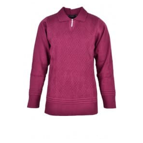 w Pullover polo LM - Bes