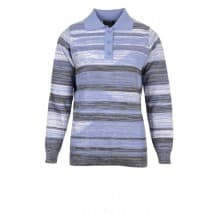 Pullover polo LM - Cloud dessin