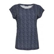 Nissa shirt bluedots - Blue dot