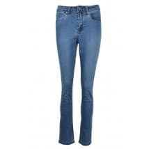 Jeans met wassing - Stone used