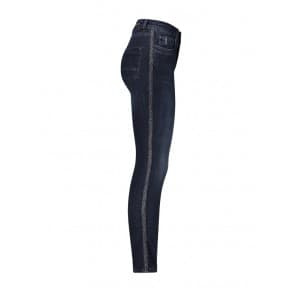 Meya denim p-form bies - Dark Lake Bleu
