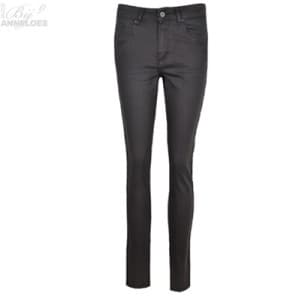 Nikita color denim - Deep Grey