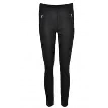 Easy zipper sportief - Black