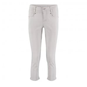 Suzy color capri - Light grey