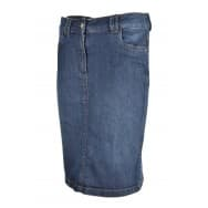 Setter w Rok denim recht - Denim