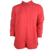 Tom Tailor Dames w Blouse uni - Rood