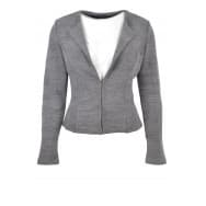 Tom Tailor Denim Blazer ottoman - Grijs