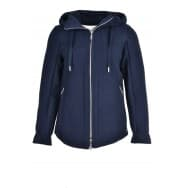 Tom Tailor Dames Jack Sweat capuchon - Donker blauw