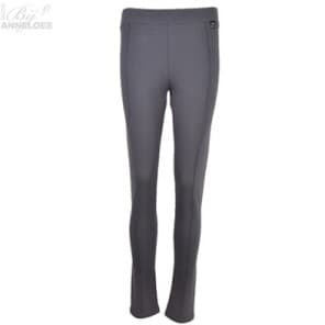 S Sweat tight pant - Antraciet